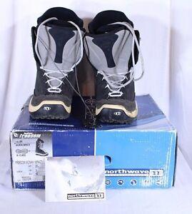 Northwave Snowboard Boots Ladies Freedom Woman Impact US 9 EUR 40 Black w/Box