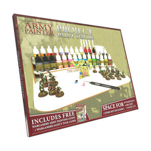 The-Army-Painter-BNIB-Project-Paint-Station-APTL5023