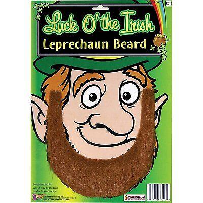 Leprechaun Beard - St. Patrick's Day Irish Facial Hair Accessory