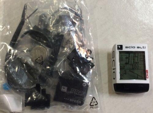 DI2 wireless altimetro cyclecomputer bike Ciclocomputer bici PRO Scio Alti ANT