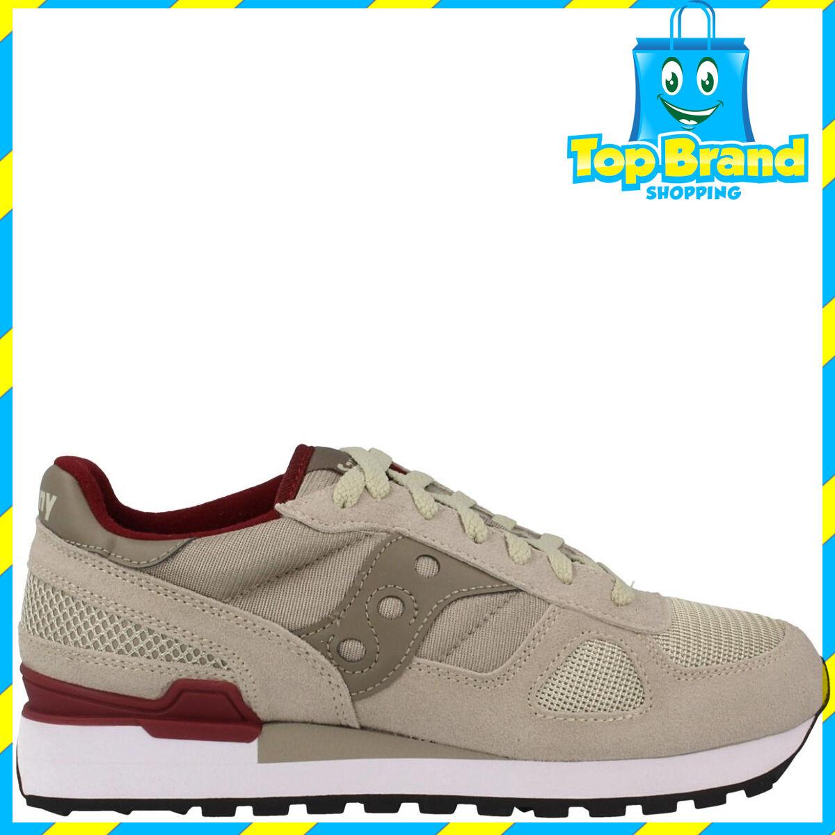 Saucony Uomo Originals Classsc SHADOW LT TAN S2108624 classic kicks SHOES