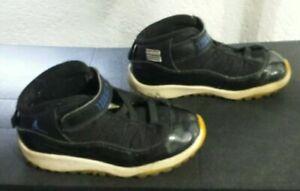 Nike Air Jordan 11 L Space Jam Toddler Kids Sneakers Shoes 10c Pre