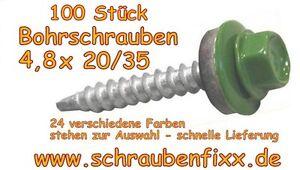 Bohrschrauben-f-Trapezbleche-Wellbleche-Dachbleche-RAL-Farbe-4-8-x-35-4-8-x-20