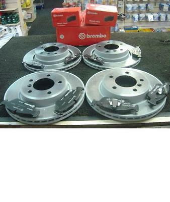 BMW E36 323 328 FRONT /& REAR DRILLED /& GROOVED DISCS