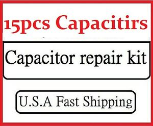15pcs-Gateway-FPD2185W-LCD-Monitor-Capacitor-Repair-Kit-FPD-2185W