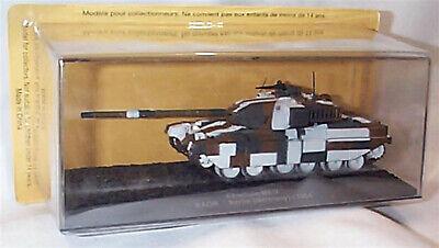1984 Altaya Diecast 1:72 REF.NO.GJ98 Chieftain Mk V Ejército Británico del Rhin Berlín Alemania