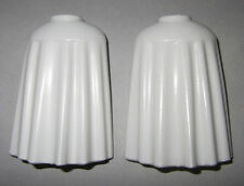 19540 Capa larga blanca 2u playmobil,layer,cloak,teutón,mosquetero,musketeer