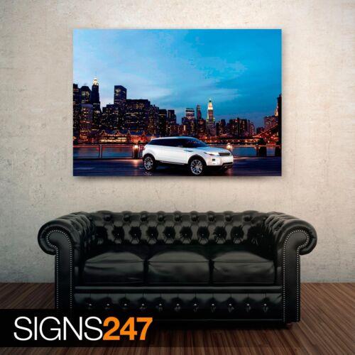 0762 RANGE ROVER LRX Car Poster Picture Poster Print Art A0 A1 A2 A3 A4