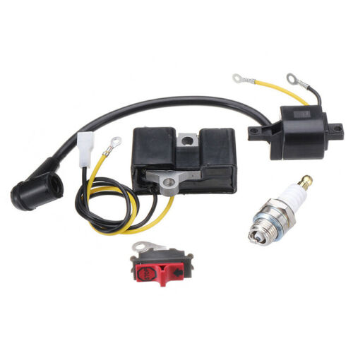 501516201 Ignition Coil Kit Chainsaw For Husqvarna 61 Switch 66 162 266 Useful
