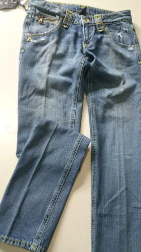 New Particular de 26 Priorite 40 Retro It A Blea 'Taille femme Pantalon Jeans Bgvxpv