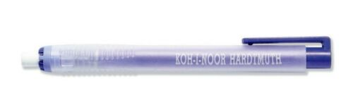 ERASER Automatic Pencil RUBBER For Retouching In HOLDER Refill KOH-I-NOOR 9736