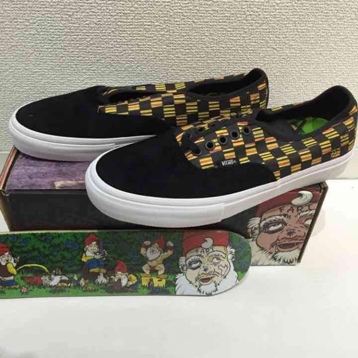 Vans Syndicate Sean Cliver Authe Supreme from japan (2481