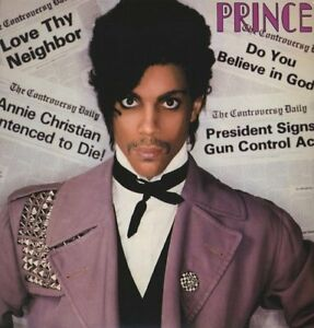 PRINCE-CONTROVERSY-180g-LP-Vinyl-sealed