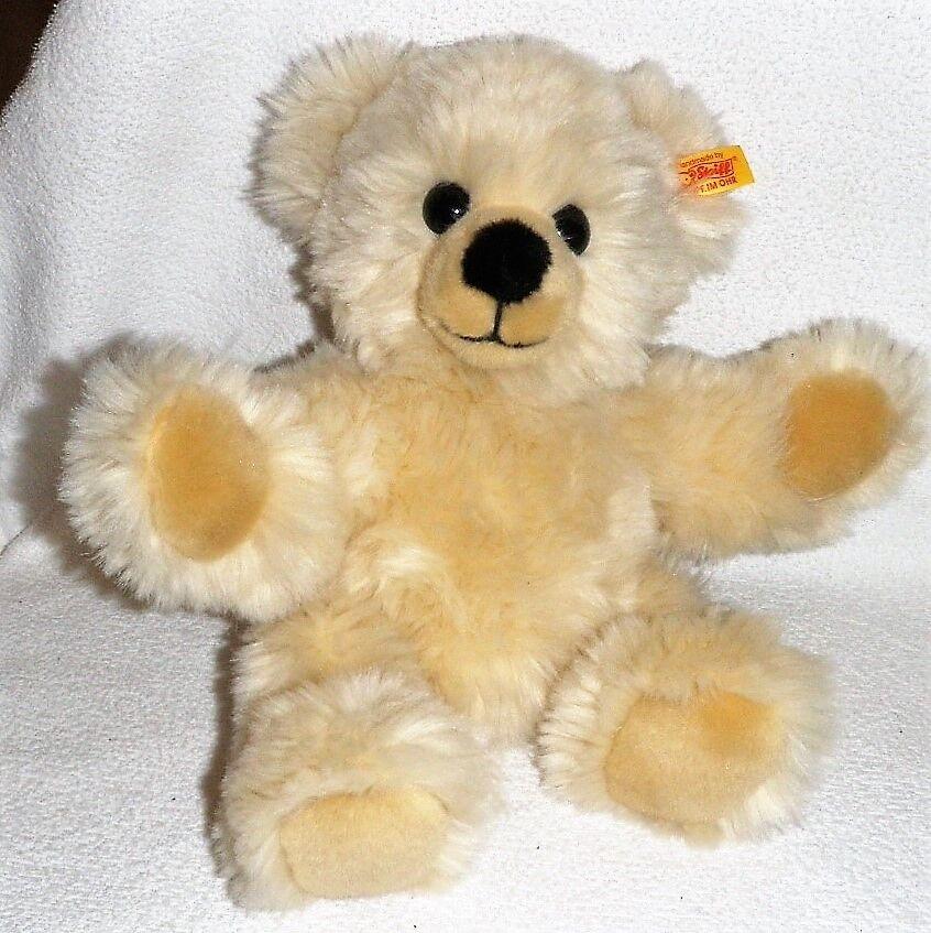 Steiff 014208 Teddybär zur Geburt 30 cm creme KF super kuschlig