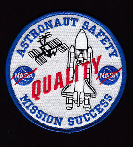 NASA QUALITY-ASTRONAUT SAFETY-MISSION SUCCESS -LAUNCH ...
