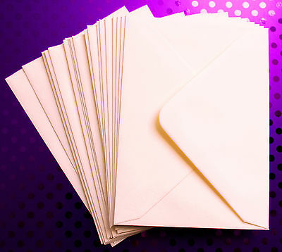 C7 / A7 Small Mini Quality Envelopes For RSVP Save The Date Wedding Invites