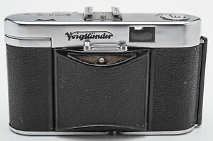 Voigtländer Vito IIa Klappkamera - Skopar 3.5 50mm Optik