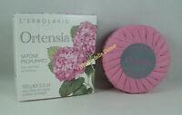 L'erbolario Soap Perfume Hydrangea 100g In Box Hydrangea Perfumed Soap