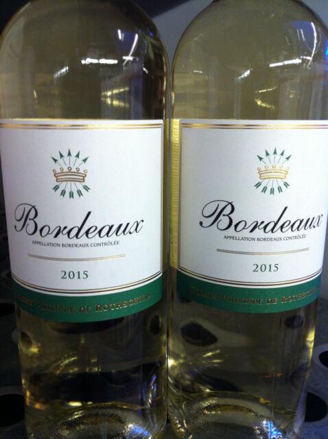 1 Flasche Baron Philippe de Rothschild Bordeaux AOC 0,75l Frankreich