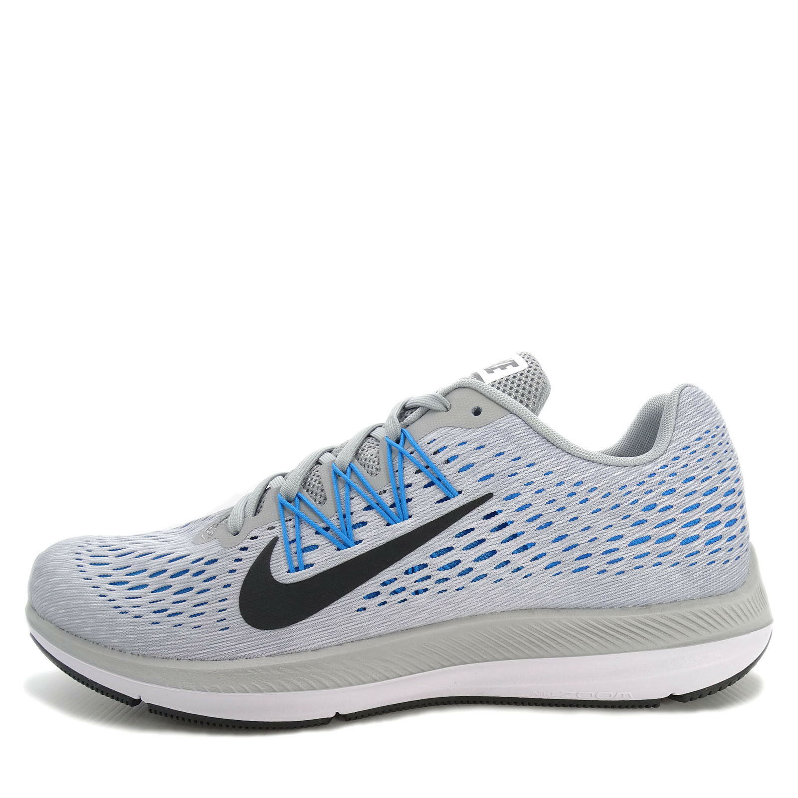 Nike Zoom Winflo 5 [AA7406-003] Men Running shoes Wolf Grey Anthracite