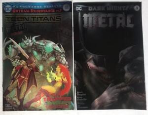 Teen-Titans-12-Dark-Nights-Metal-3-Francesco-Mattina-Batman-Foil-Variant-Set-2