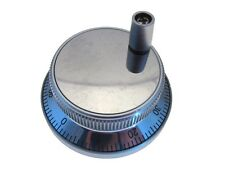 CNC Rotary Manual Pulse Generator Handwheel 100PPR 5VDC