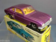 DINKY TOYS MODEL No.165 FORD CAPRI SALOON CAR    VN MIB  (lot2)