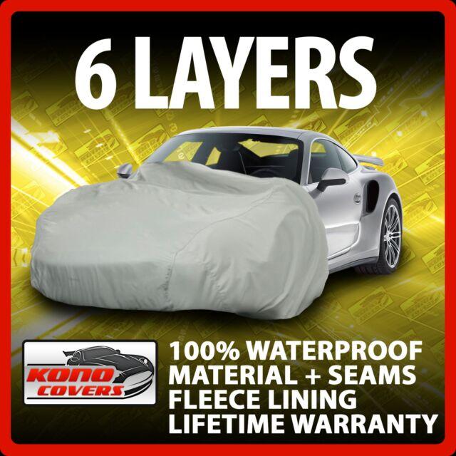 Chevrolet Corvette C3 6 Layer Waterproof Car Cover 1982