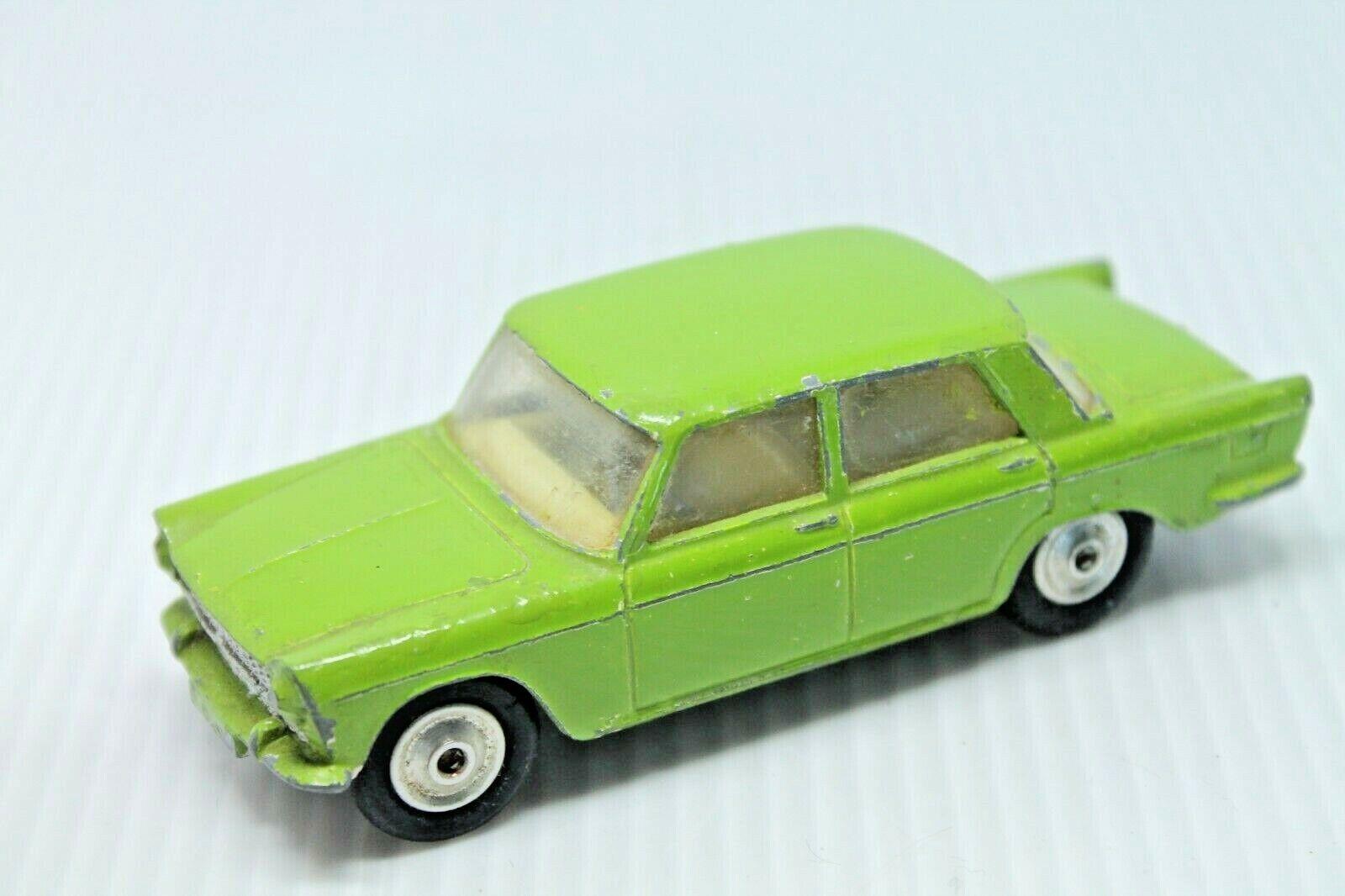 Corgi toys 232  Fiat 2100  1 43  original  rar