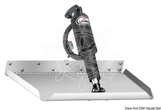 Lenco Set-Lagekorrektoren Edge 305 305 x 305 305 mm 3c7664