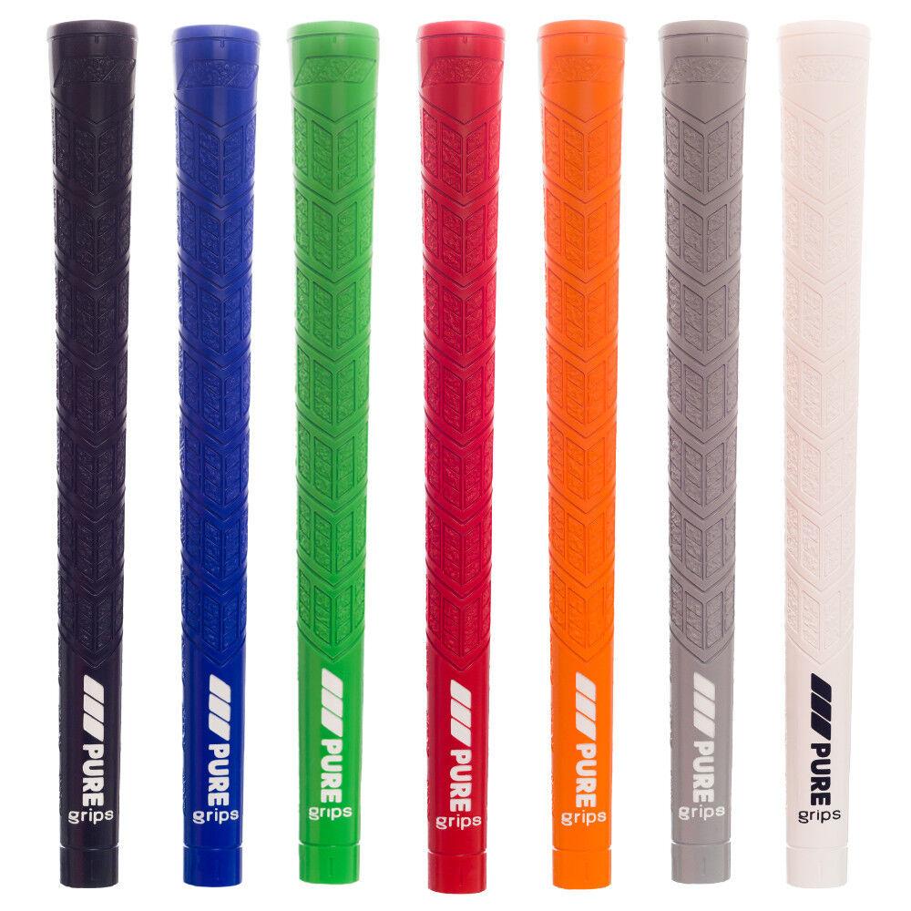 Apretones puros-Juego de 13 Tamaño Estándar  Dtx Grips-Todos Los Colors-Distribuidor Autorizado  se descuenta