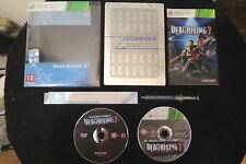 XBOX 360 : DEAD RISING 2 : EDIZIONE ZOMBREX - Completo, ITA ! Con dvd e siringa!