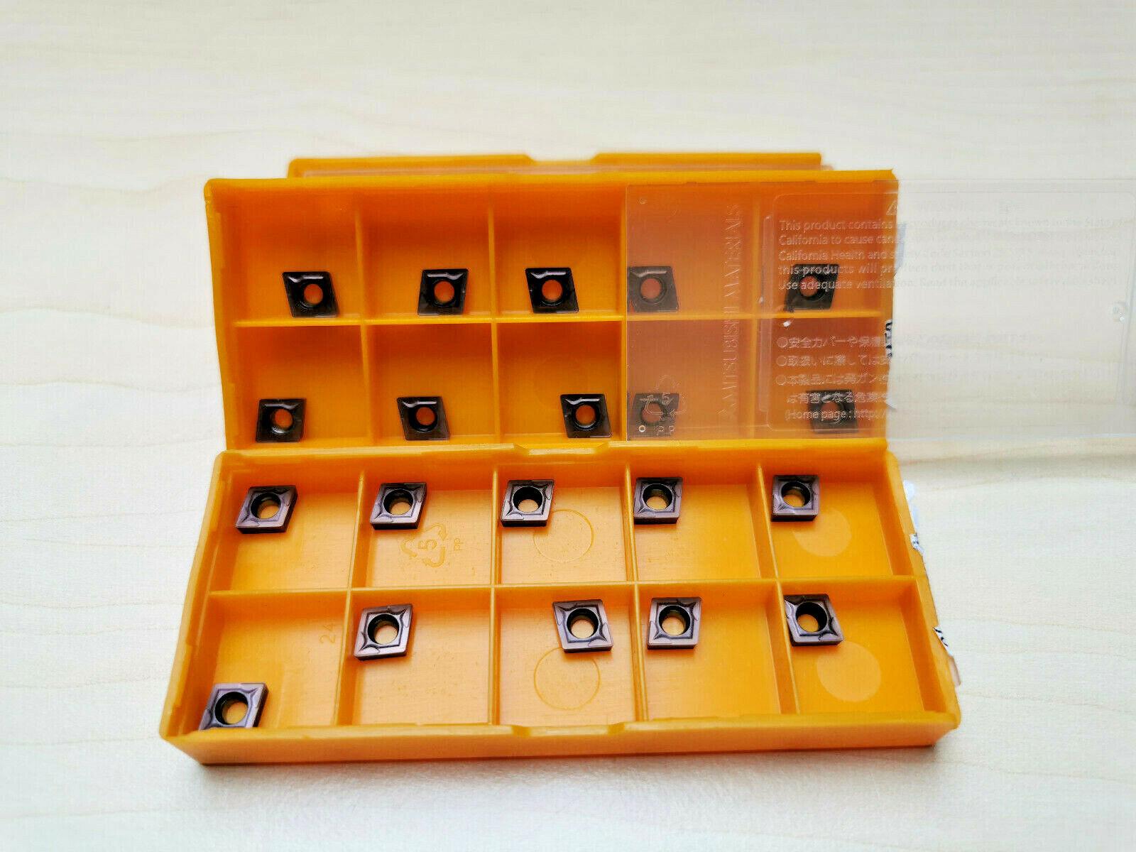 10x CCMT060204 Wendeschneidplatte