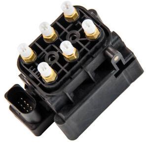 Luftfahrwerk Ventilblock 4F0616013 4Z7616013 Ventileinheit Für Audi A6 A8 C6 S6