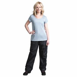 Trespass-Tutula-Womens-Waterproof-Walking-Trousers-Ladies-Black-Hiking-Pants