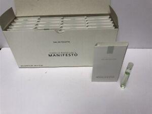 Lot-of-20-Manifesto-Isabella-Rosellini-1-5ml-Eau-de-Toilette-Pour-Samples-Women