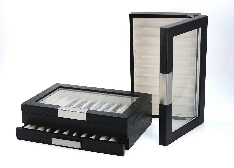 Stiftebox Holz für 20 Füller Kugelschreiber Federhalter B Ware | Deutschland Outlet  | Überlegene Qualität  | Kostengünstiger
