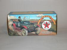 1997 Ertl Texaco 1917 Maxwell Touring Car Bank 14th in Series Diecast