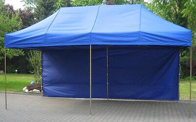 2x4m Marktzelt Marktstand Faltzelt Expresszelt Zelt Tent Messestand Pavillion