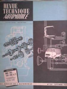 Expressif Bmw 1500 1600 1800 & Ti - Revue Technique Automobile (rta)