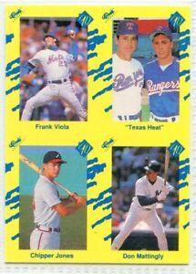 1990-Classic-Yellow-Chipper-Jones-Rookie-RC-Card-Atlanta-Braves-2018-HOF