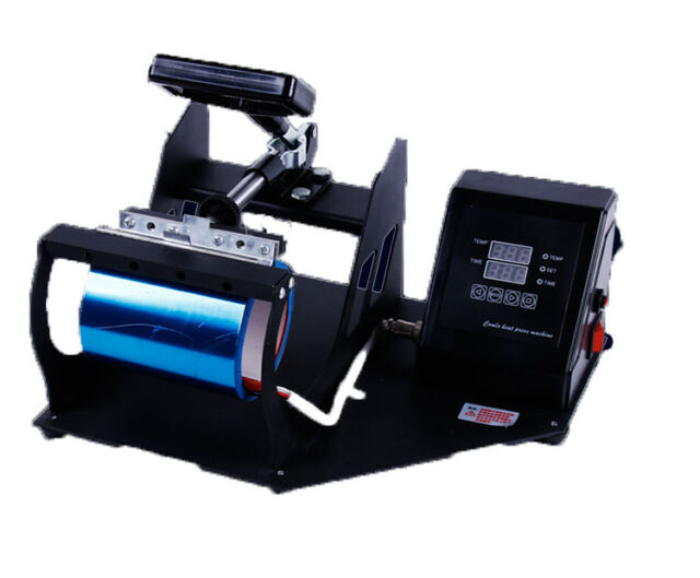 MUG CUP HEAT PRESS MACHINE SUBLIMATION ink TRANSFER