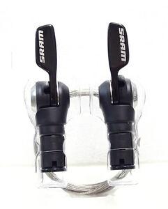 SRAM TT900 11 Speed Carbon Aero Shifters TT Tri Shifters 2x11