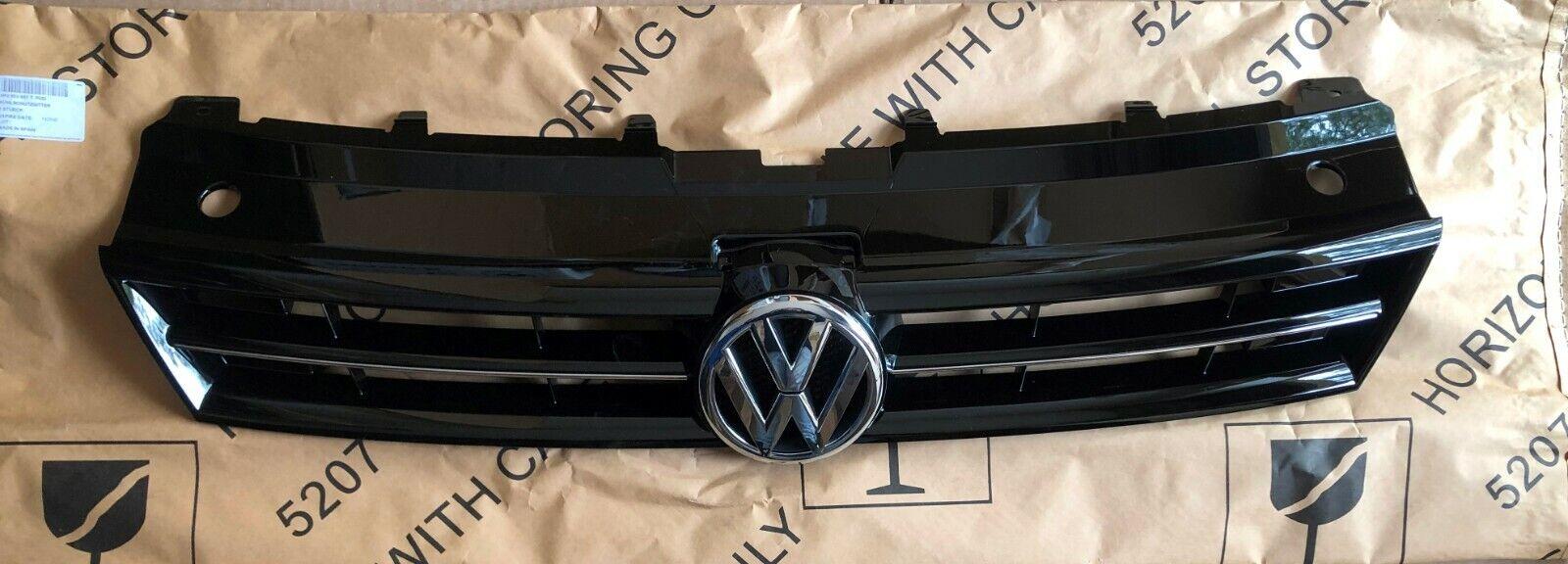 ORIGINALI VW Crafter 2006-2016 Mascherina per stossfänger davanti a metà OE-N 2e0807819