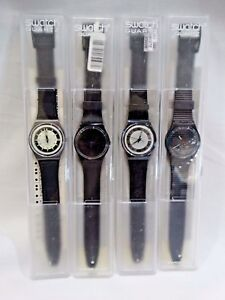 Vintage-Swatch-Watches-034-MBA-034-034-After-Dark-034-034-Beau-034-034-Grey-Line-034