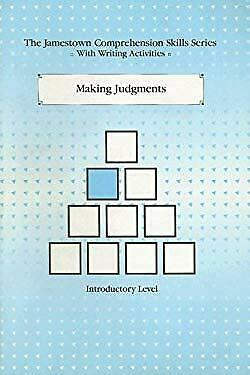 Making Judgements : Introductory Level by Jamestown Publishers