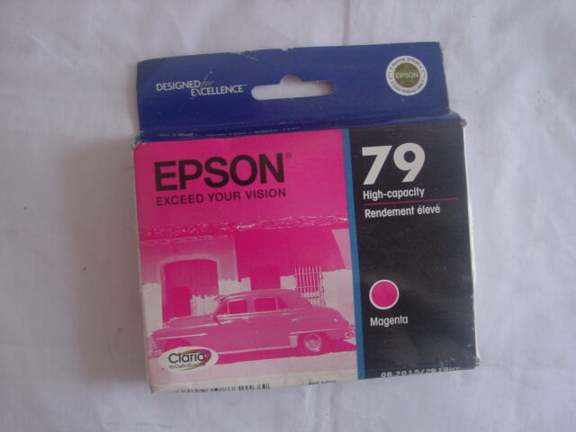 EPSON 79 MAGENTA  INK CARTRIDGE EXP. 08.2015 T079320