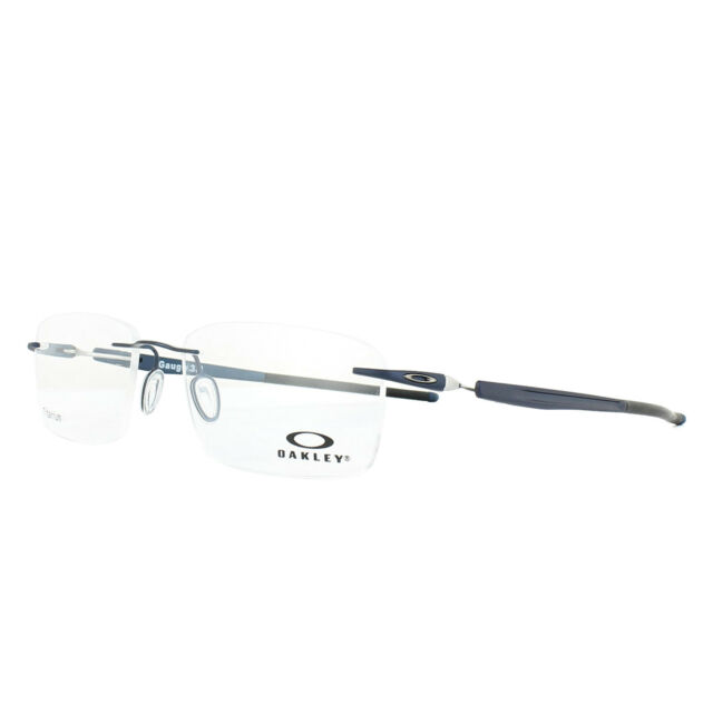 571239fa10 Oakley 0ox5126 Gauge 3.1 Rimless Rectangular Eyeglasses for Unisex ...