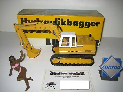 Auto- & Verkehrsmodelle Liebherr R 922 Bagger TieflÖffel Raupen #2825.1 Conrad 1:50 Ovp Ein Unverzichtbares SouveräNes Heilmittel FüR Zuhause Baufahrzeuge