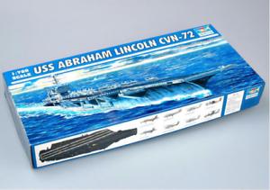 05732 Trumpeter USS Abraham Lincoln modelo de portaaviones de CVN-72 Hágalo usted mismo 1 700